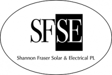 Shannon Fraser Solar and Electrical logo